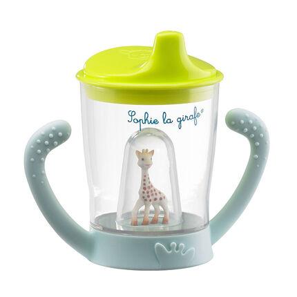 Gobelet anti goutte Sophie la girafe