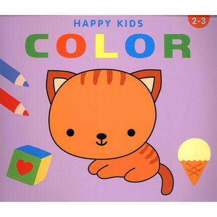 Livre Happy Kids