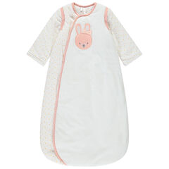 Gigoteuse à manches amovibles motif lapin pour bébé fille , Orchestra