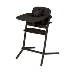 Plateau pour chaise haute Lemo - Infinity Black