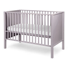 Lit + Roues 60 x 120 cm - Stone Grey