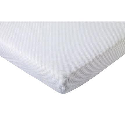 Drap housse 90 x 200 cm - Blanc
