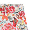 Junior - Short en coton natté imprimé fleurs all-over