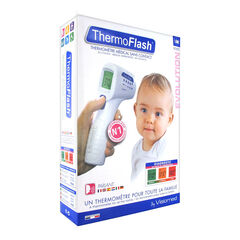 Thermomètre sans contact Thermoflash LX-260T Evolution , Visiomed