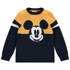 Pull en tricot motif Mickey Disney