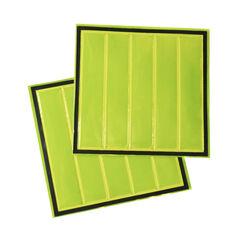 Set de 10 bandeaux fluorescents pour poussette