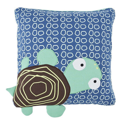Coussin Tortue 40x40cm