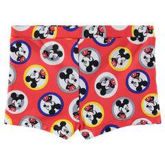 Boxer de bain Disney print Mickey all-over