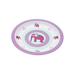 Assiette elephant