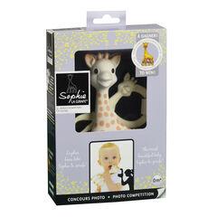 Coffret Sophie la Girafe avec anneau de dentition