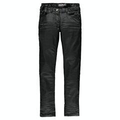 Junior - Jeans slim effet enduit