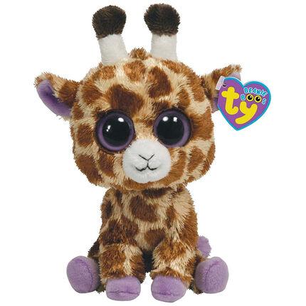 Peluche small 1er age Safari la Girafe