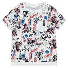 Tee-shirt manches courtes