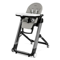 Chaise haute Siesta Follow Me - Ambiance grey