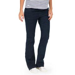 Jeans de grossesse coupe bootcut  , Prémaman