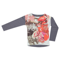 Tee-shirt manches longues print sublimation