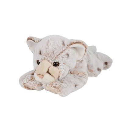 Peluche 1er age Leopard des neiges