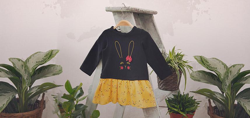 Les robes bébé fille