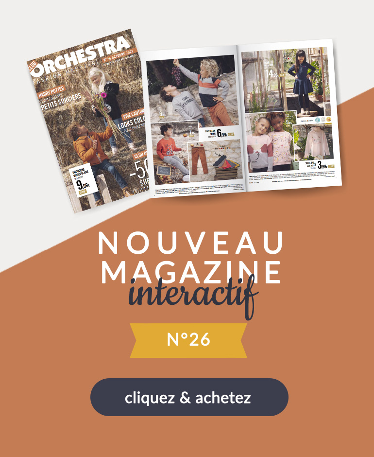 Magazine 26 Orchestra 2021