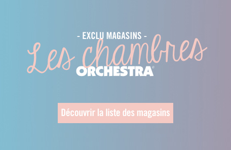 Offre chambres -30% Orchestra 2019