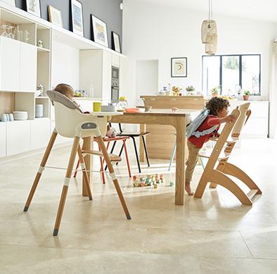 Comment choisir la chaise haute de son enfant ?