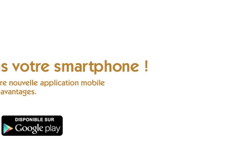 nouvelle application Orchestra Android Play store