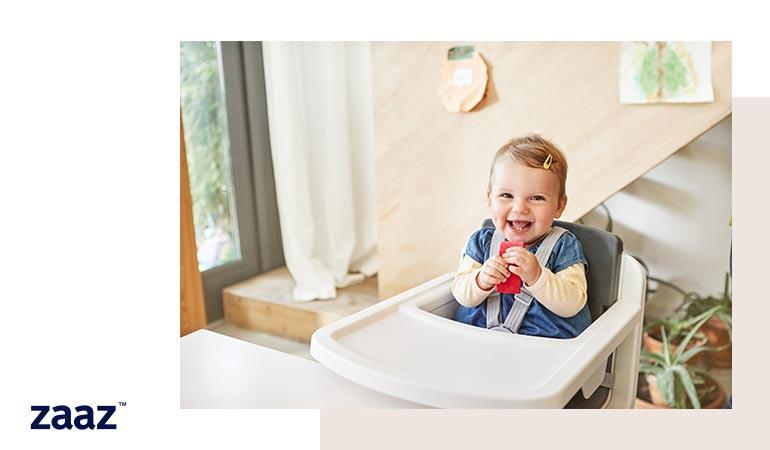 Découvrez Nuna la marque de puériculture en exclusivité chez Orchestra - Repas, chaise haute