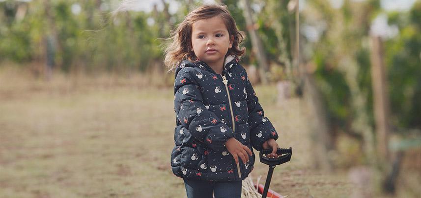 le manteaux bébé fille