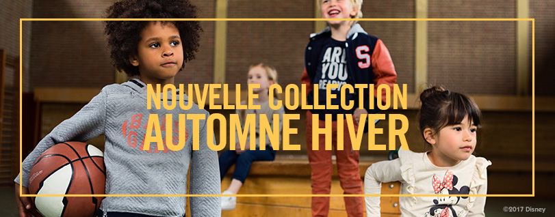Nouvelle collection hiver Orchestra 2017