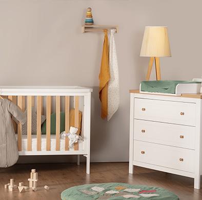 Comment bien préparer la chambre de bébé ?