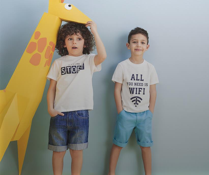 Les t-shirts