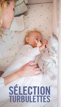 sélection turbulettes gigoteuse bébé naissance au 23 mois  Orchestra