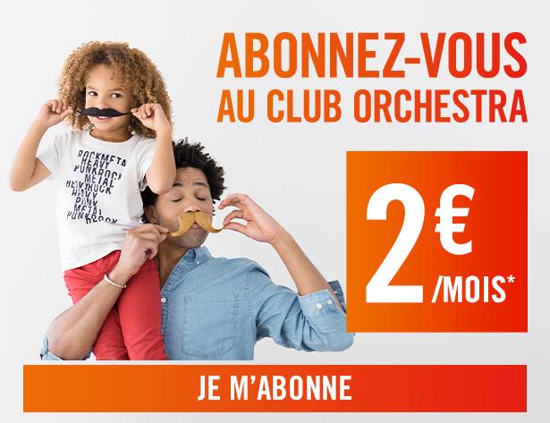 Carte Orchestra.Les Avantages Du Club Orchestra