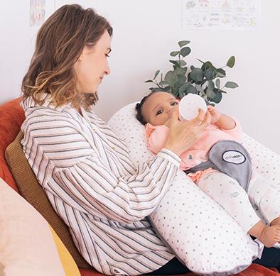 Bien choisir le lait infantile de son enfant