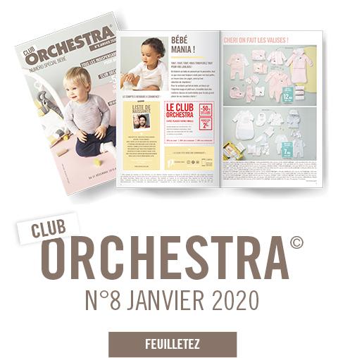 Découvrez le club - Orchestra 2019