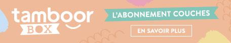 Tamboor Box, l'abonnement couches - En savoir plus