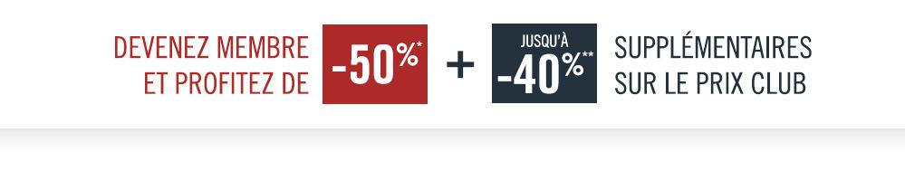 Devenez membre et profitez de 40% supplémentaire - Orchestra 2019