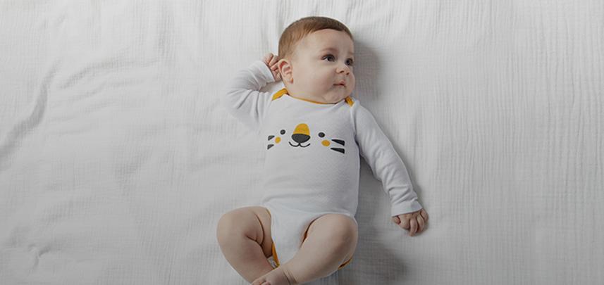 Les t-shirts bébé garçon