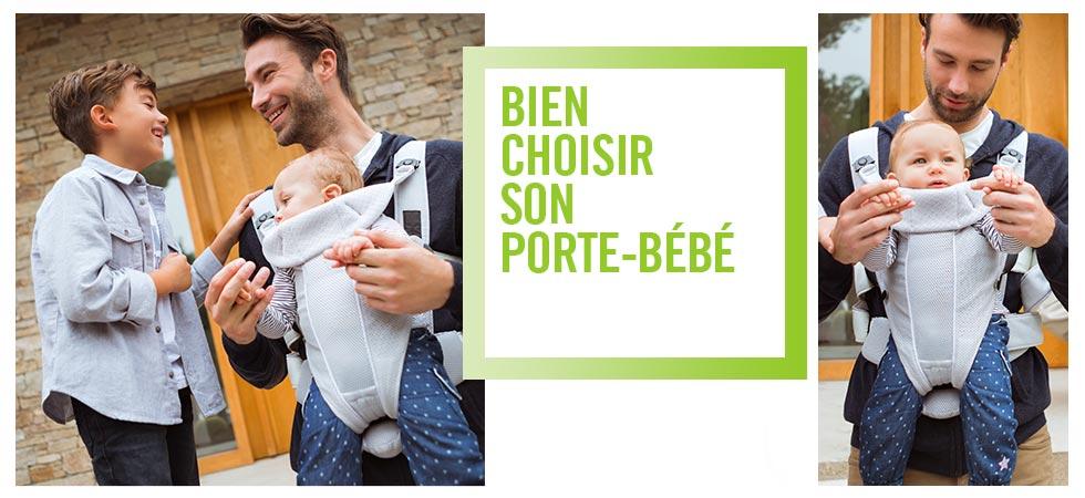 Bien choisir son porte-bébé