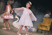 Magic swan 2-10 ans