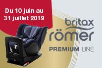 Britax : jusqu'à 50€ remboursés